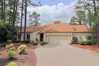 Pinehurst Single Family Home Active/Contingent: 8 Knollwood Place