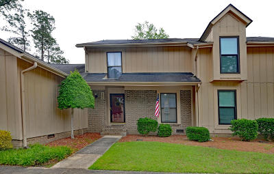 Fayetteville Condo/Townhouse For Sale: 4652 Keg Court Court
