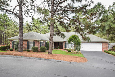 Southern Pines Condo/Townhouse For Sale: 28 Ashley Court