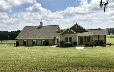 Moore County Farm For Sale: 577 Sheldon Road
