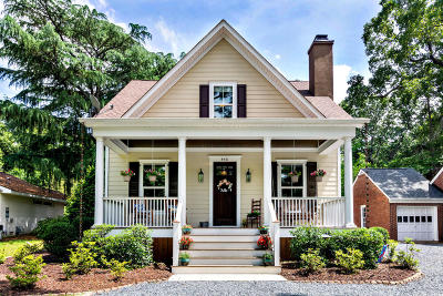 Southern Pines Single Family Home Active/Contingent: 445 N May Street