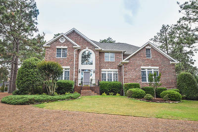 Pinehurst Single Family Home For Sale: 165 Woodland Drive