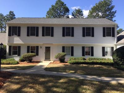Southern Pines Condo/Townhouse For Sale: 8 Village Green Circle