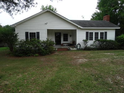 Cameron Single Family Home For Sale: 3395 Hwy 24-27