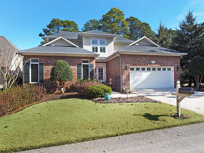Pinehurst Single Family Home For Sale: 14 Lochwinnock Lane