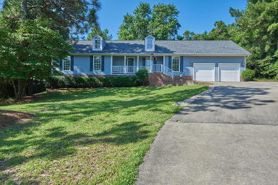 Southern Pines Single Family Home For Sale: 245 Fieldcrest Road
