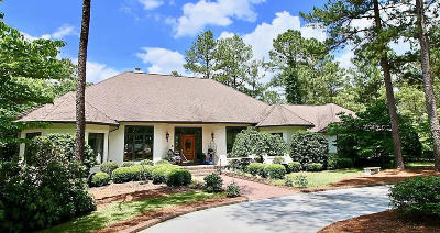 Pinehurst Single Family Home For Sale: 93 Stoneykirk Drive