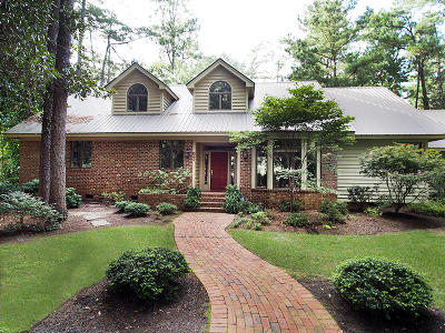 Pinehurst Single Family Home For Sale: 97 W McKenzie Road