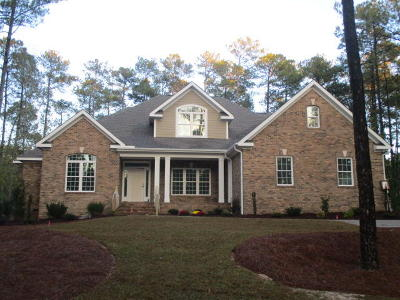 Pinewild Cc Single Family Home For Sale: 14 Glenbarr Court