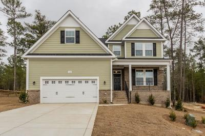 Whispering Pines Single Family Home For Sale: 320 Parrish Lane #+