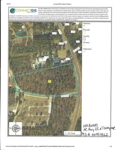Southern Pines NC Residential Lots & Land For Sale: $1,164,000