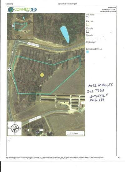 Southern Pines NC Residential Lots & Land For Sale: $890,000