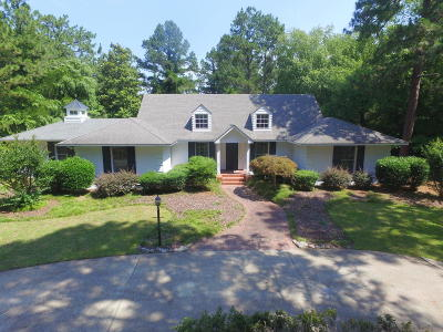 Pinehurst Single Family Home For Sale: 285 Linden Road