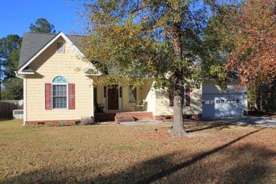 Single Family Home For Sale: 110 Trestle Street
