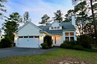 Southern Pines Single Family Home For Sale: 225 Horseshoe Drive