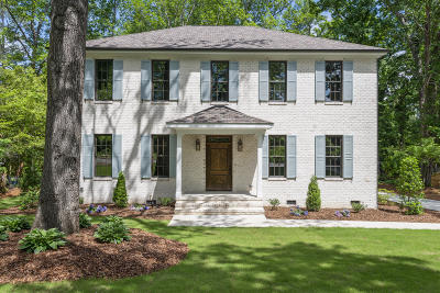 Southern Pines Single Family Home Active/Contingent: 520 N Ridge Street