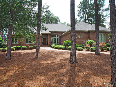 Pinehurst, Raleigh, Southern Pines Single Family Home Sold: 22 Glasgow Drive