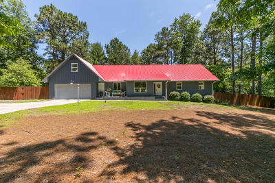 Southern Pines Single Family Home For Sale: 210 Haldane Drive