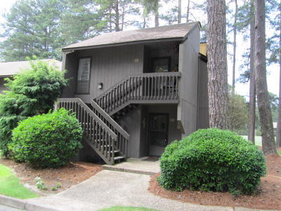 Pinehurst Condo/Townhouse Active/Contingent: 115 Beulah Hill Road #111