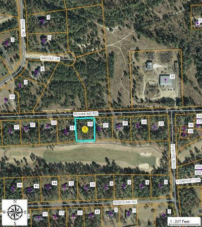 Foxfire Residential Lots & Land Active/Contingent: 29 Richmond Road