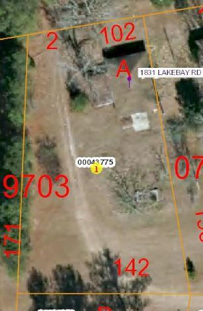 Vass Residential Lots & Land For Sale: 1825 Lake Bay Road