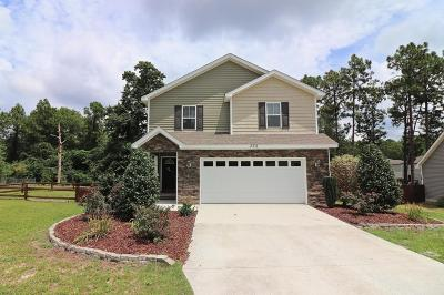 Southern Pines Single Family Home For Sale: 355 W Maine Avenue