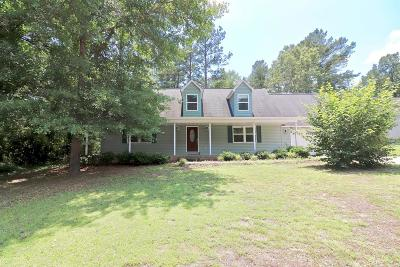 Vass Single Family Home For Sale: 337 Moss Pink Drive