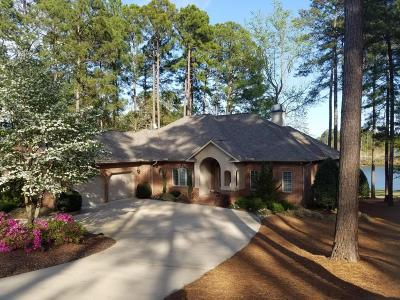 Southern Pines Single Family Home Active/Contingent: 26 Masters Ridge Place