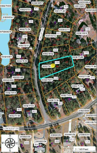 West End Residential Lots & Land For Sale: 106 Callis Circle