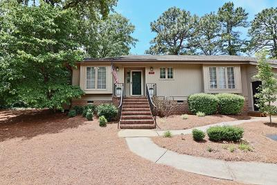 Pinehurst Rental For Rent: 212 Tall Trees Drive