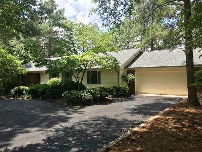 Seven Lakes, West End Single Family Home Active/Contingent: 173 Lancashire Lane