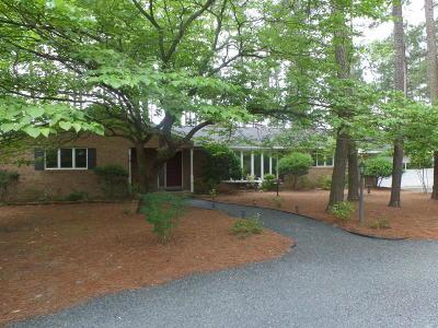 Foxfire Single Family Home Active/Contingent: 66 S Shamrock Drive