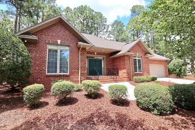 Pinehurst NC Single Family Home Active/Contingent: $299,900