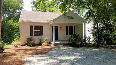 Aberdeen Single Family Home For Sale: 507 W Chapin Road