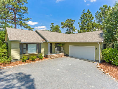 Pinehurst NC Single Family Home Active/Contingent: $245,000