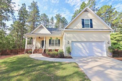 Pinehurst Single Family Home For Sale: 10 Forrest Drive