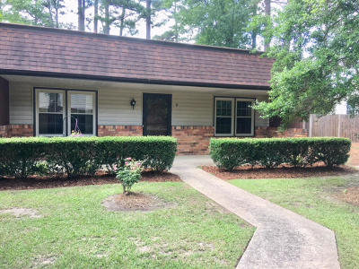 Southern Pines Condo/Townhouse For Sale: 570 S May St #9