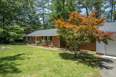 Moore County Single Family Home Active/Contingent: 20 Sunset Drive