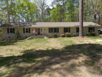 Southern Pines Rental For Rent: 110 Heather Lane