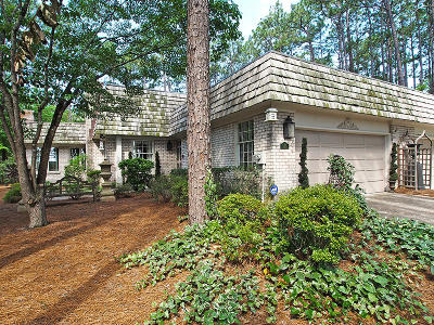 Pinehurst Condo/Townhouse For Sale: 143 Deuce Drive