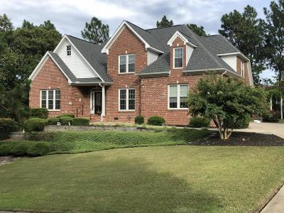 Pinehurst Single Family Home For Sale: 122 Deerwood Lane