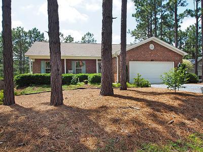 Pinehurst Single Family Home For Sale: 400 Sandhills Circle