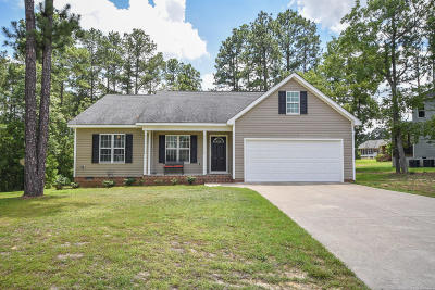 Cameron Single Family Home For Sale: 428 Green Links Drive