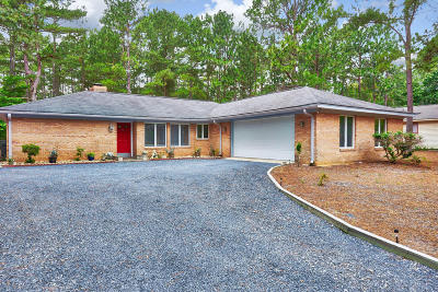 Whispering Pines Single Family Home Active/Contingent: 7 Harmon Drive