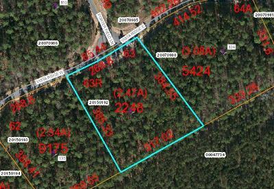 Jackson Springs Residential Lots & Land For Sale: 105 E Vista Ridge Ridge