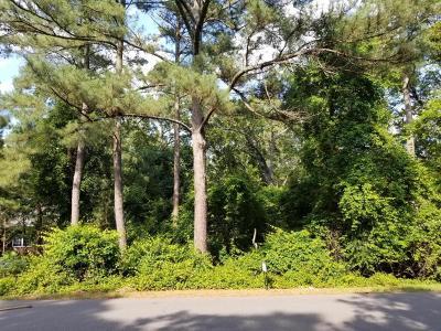 Pinehurst Residential Lots & Land Active/Contingent: 260 Sugar Pine Drive