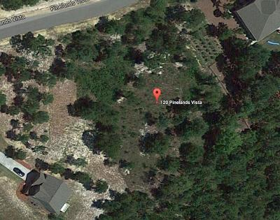 Jackson Springs Residential Lots & Land For Sale: 120 Pinelands