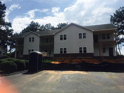Southern Pines Multi Family Home Active/Contingent: 32 Knoll Road