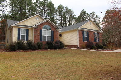 Whispering Pines Single Family Home For Sale: 6 Shadow Drive