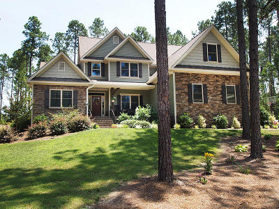 Foxfire NC Single Family Home For Sale: $434,000